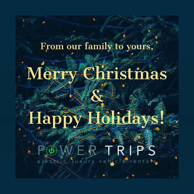 Thank you for your overwhelming support and patronage in 2018. 🎁 Gift certificates and 2019 bookings still on sale for a few more days at PowerTrips.ca 🎉 #ExploreVernon #ExploreKelowna #okanaganlifestyle #TeslaLife #Route97 #GiftIdeas #VernonBC #lakecountry #YLW #ExploreBC