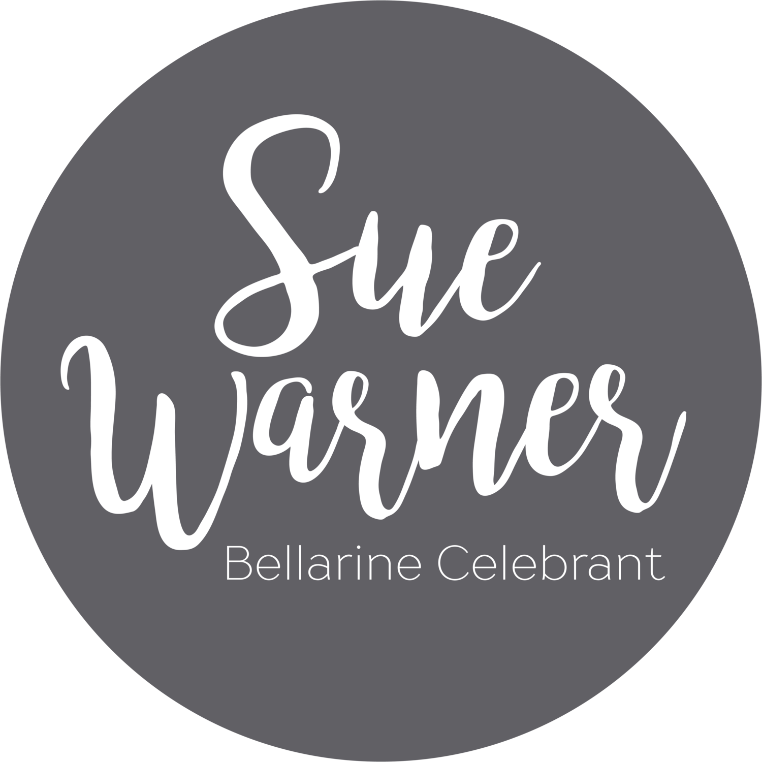 Bellarine Celebrant Sue Warner