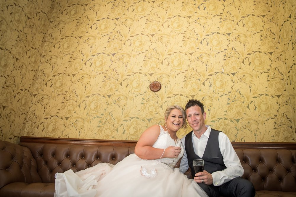 We wanted the perfect Wedding Day and Sue helped us make it come true.She was a breath of fresh air to us and we are so thankful we found her. Love Troy & Fiona Handley, xx