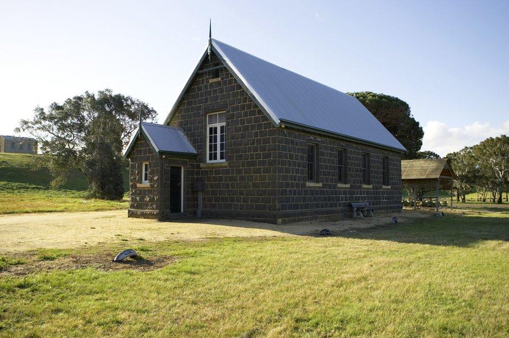 Murgheboluc Hall near Geelong
