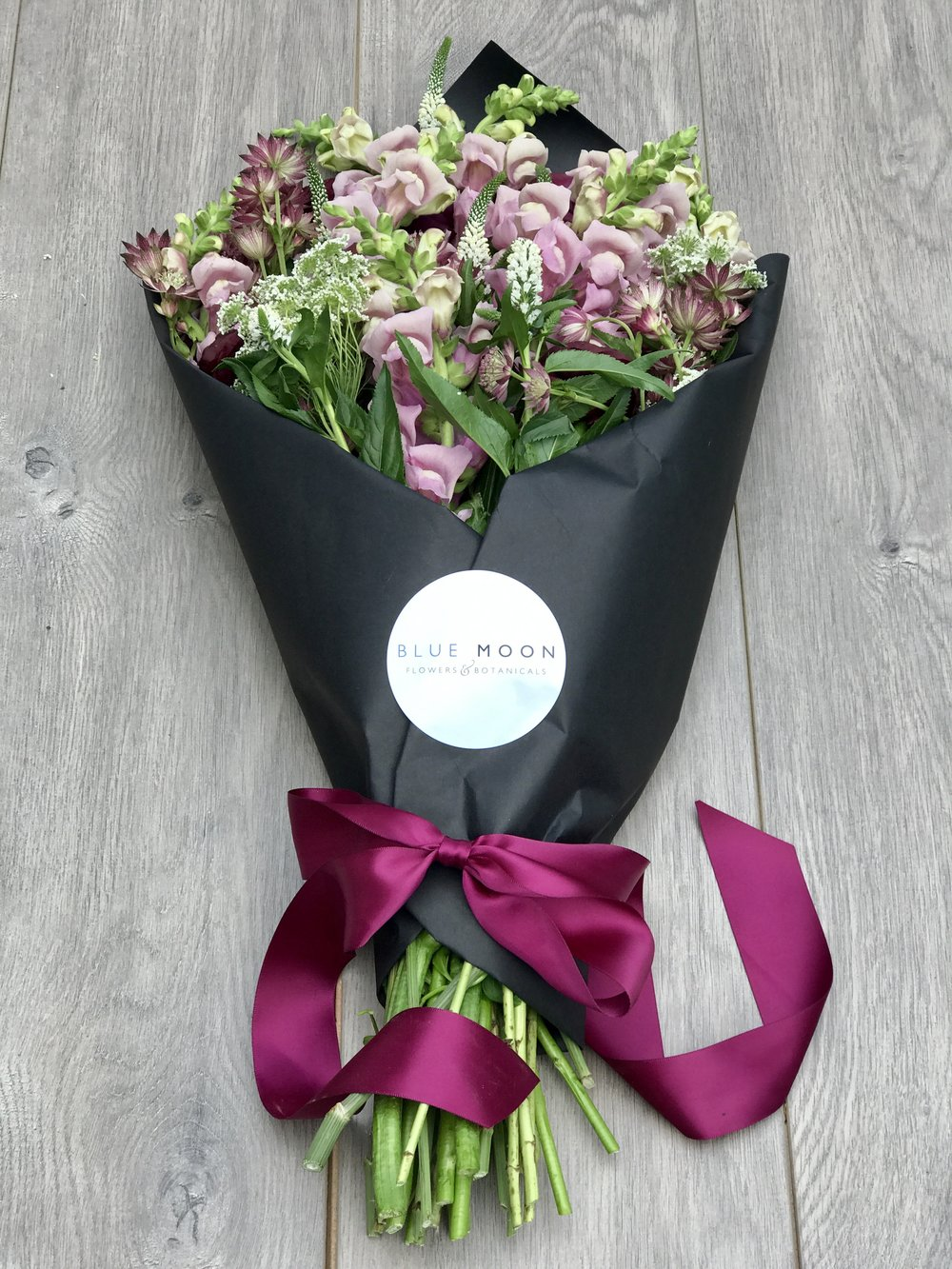 Locally Grown Flower Bouquets Make Great Gifts