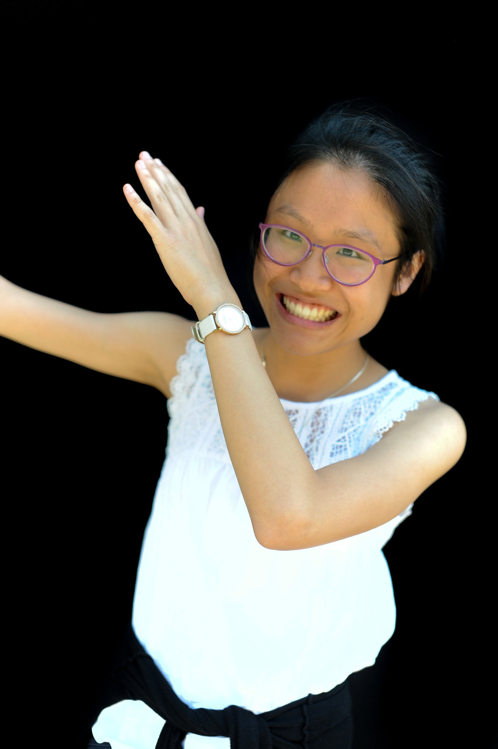Name: Kimberly Guo