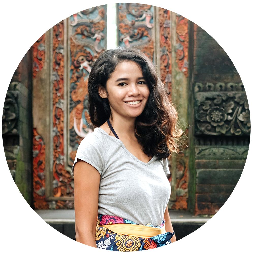 Foxglove Tarot Bali