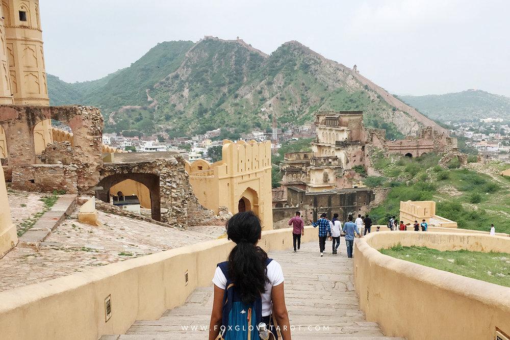 Me in Jaipur, India