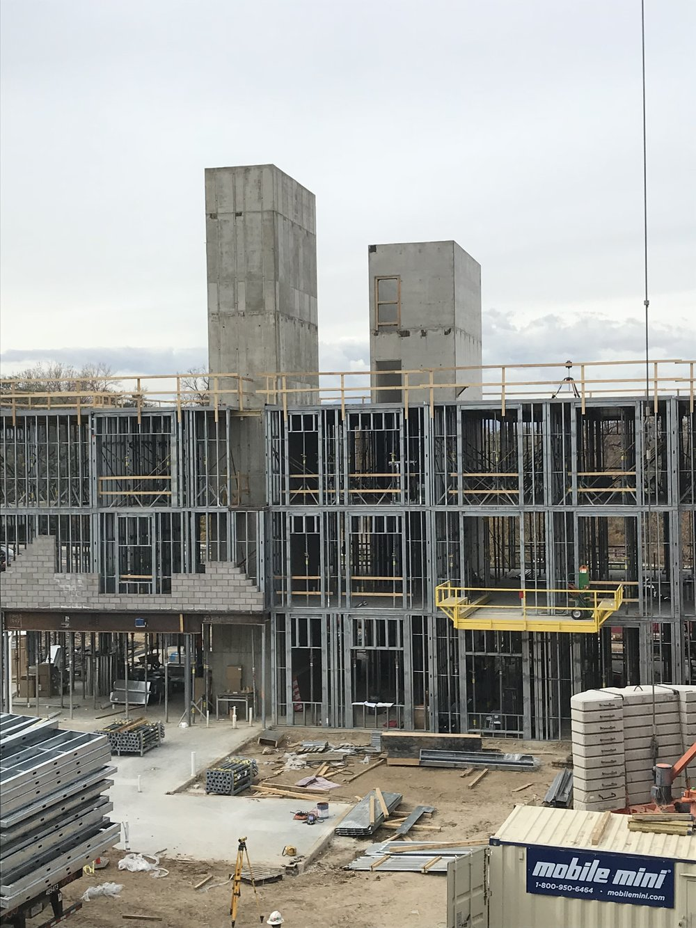 Westminster Senior Living - Currently Under Construction