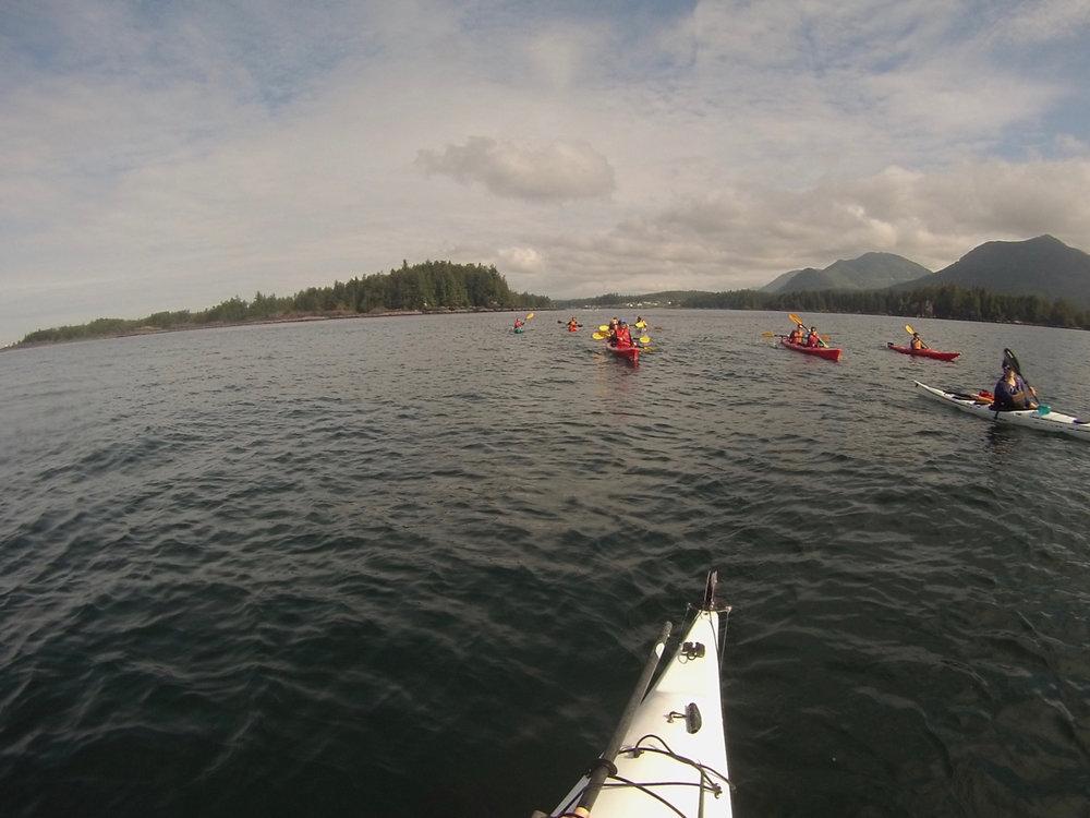 ADVENTURE ACTIVITIES   Sea Kayaking, bungee jumping, surfing, quad-biking, float-plane tours, hiking, and fishing.