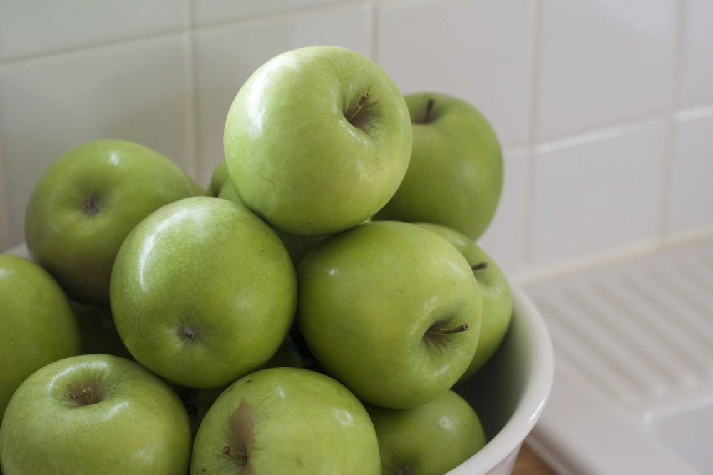 18 Apples!
