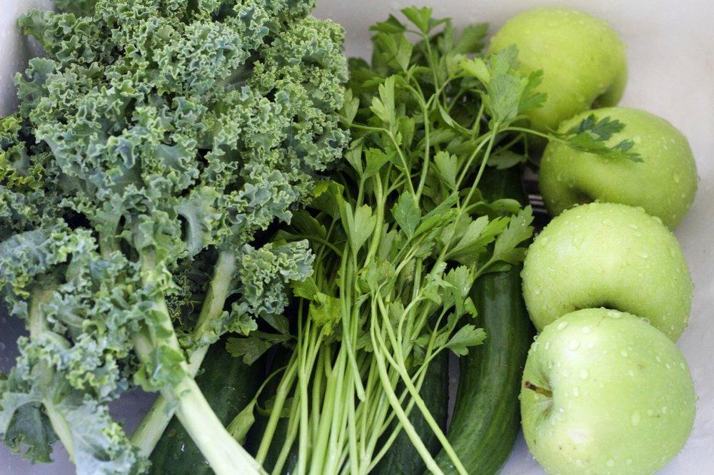 """""""Green Beauty"""" Ingredients"""