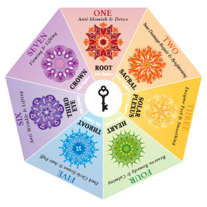 A Quick Guide to the 7 Chakras and Apotheque's Chakra Serums