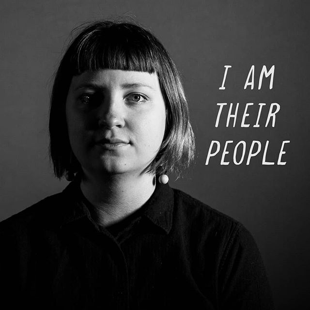 For all the people who have run out of people, I am their people. Proud to support @sfghfoundation and their efforts to treat me talk death illness with compassion and humanity. #iamtheirpeople