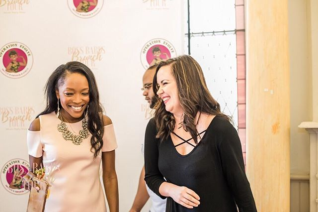 """#sisterhood Boss Babes Brunch Tour is More That Mimosas! It is an event that gives local women an opportunity to connect on another level. Relationships are an asset that everyone needs to grow their brand!  Best said by Ashley Jernigan, """"Adult friendships are strategic partnerships."""" #bossbabesbrunchtour #bossbabesbrunch #bossbabes #bossbabe #boss #babe #brunch #purpose #purposedriven #bossup #bossupthebook #womeninbusiness #goaldigger#girlboss #ladyboss #femaleentrepreneur #empowerment #educate #empower #evolve #operationevolve #branding #marketing #morethanmimosas #networktonetworth #strategicpartnerships #eventmarketing #businessbestie #brunch"""