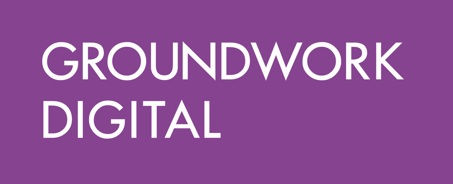 Groundwork Digital Blog