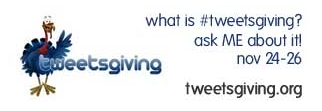 The #Tweetsgiving hashtag campaign raised more than $10,000 over Thanksgiving 2008 to build a new school in Tanzania.