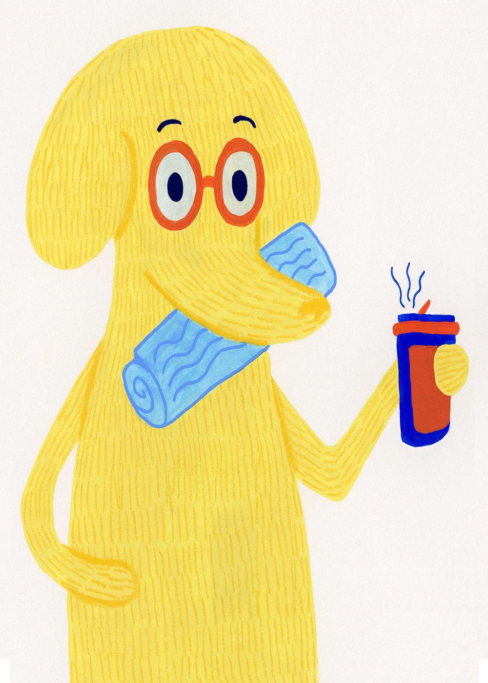 Dog Cards- Coffee Dog 5x7.jpg