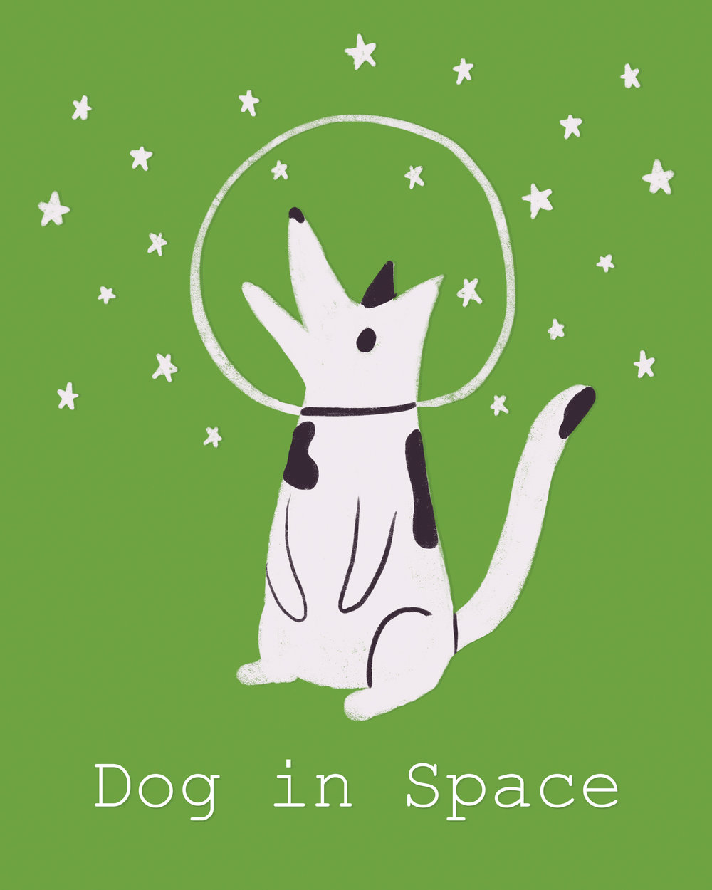 Dog in Space green 72.jpg