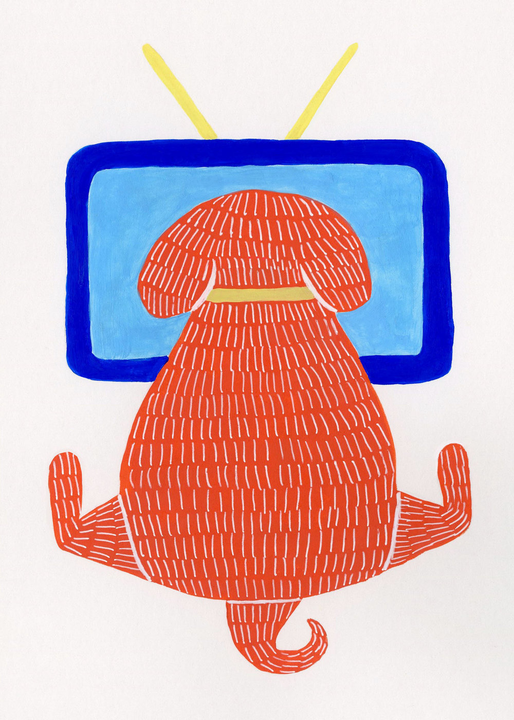 Dog Cards- TV Dog Red 5x7.jpg