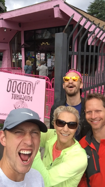 Felten Fam in Portland at Voodoo Too, Portland OR - June 2016