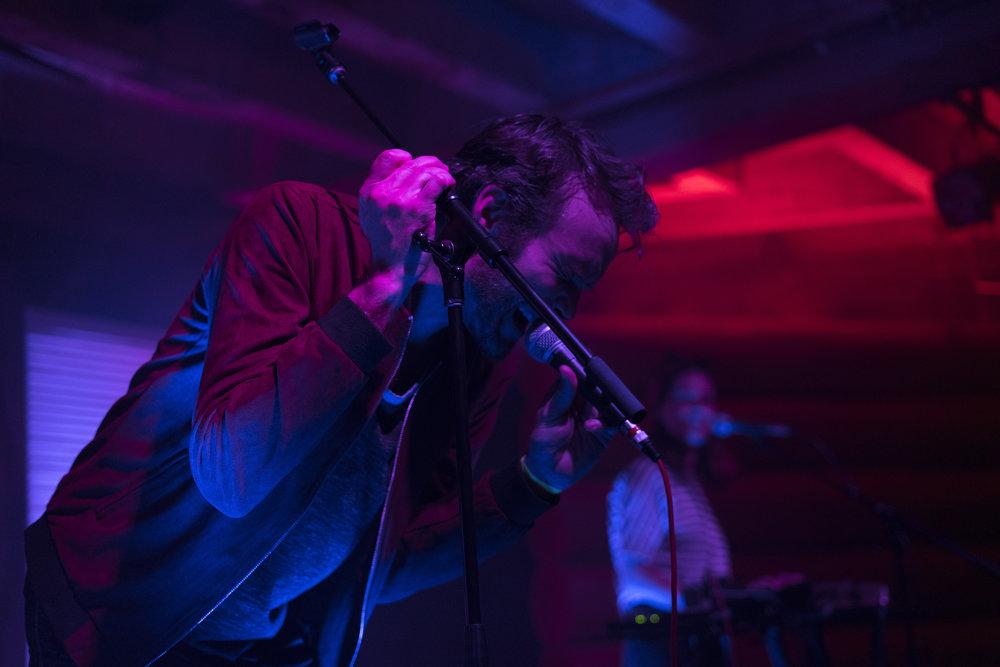 Tim Noyes - Handsome Ghost - by Courtney Theim
