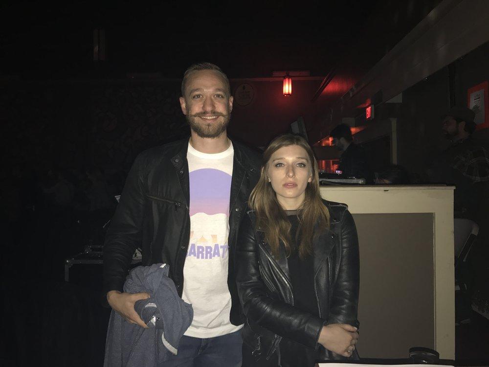 VÉRITÉ & I - Wonder Ballroom 2017