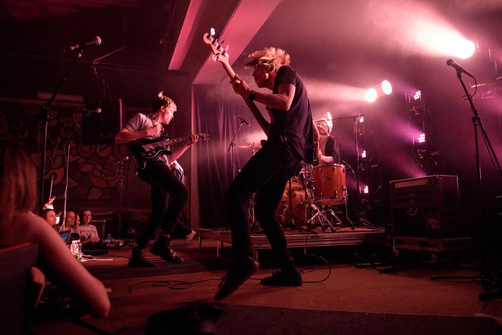 Hippocampus - Wonder Ballroom - Pic by Dave Franz