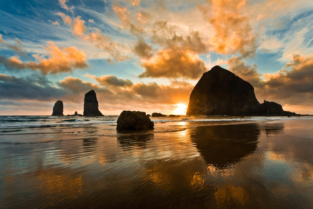 The debut 'Stackstock' day music festival at Cannon Beach is set to kick off tomorrow!