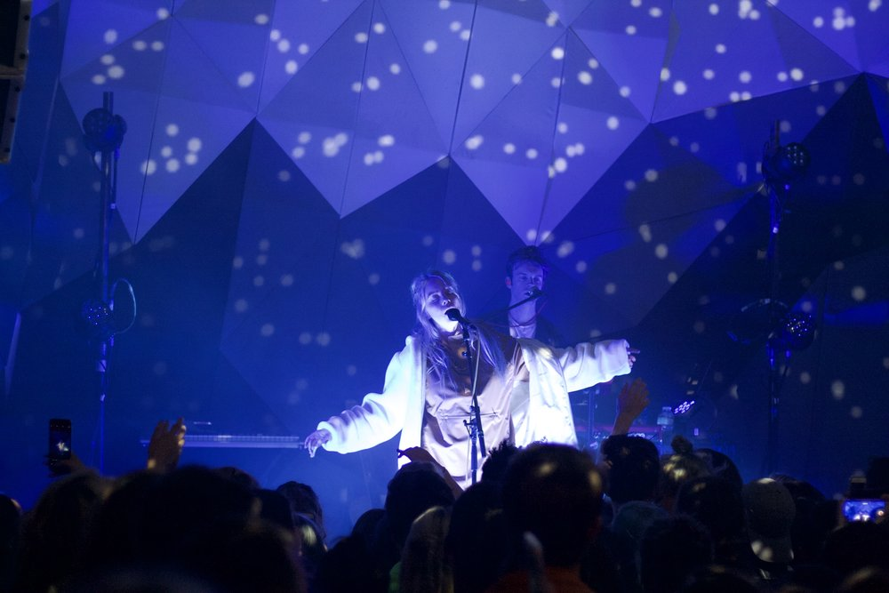 Billie Eilish - Holocene - You can find the full show review of the rising star's first Portland show in the magazine