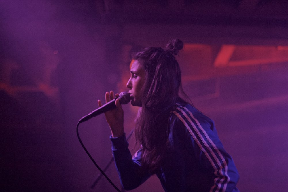 Amy Shark - Doug Fir - Pic by Hans