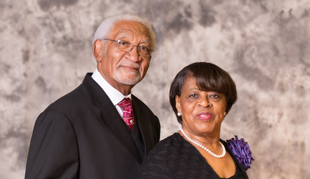 Rev. Dr. Alfred Jones Jr., Pastor & Deaconess Goldie Jones, First Lady