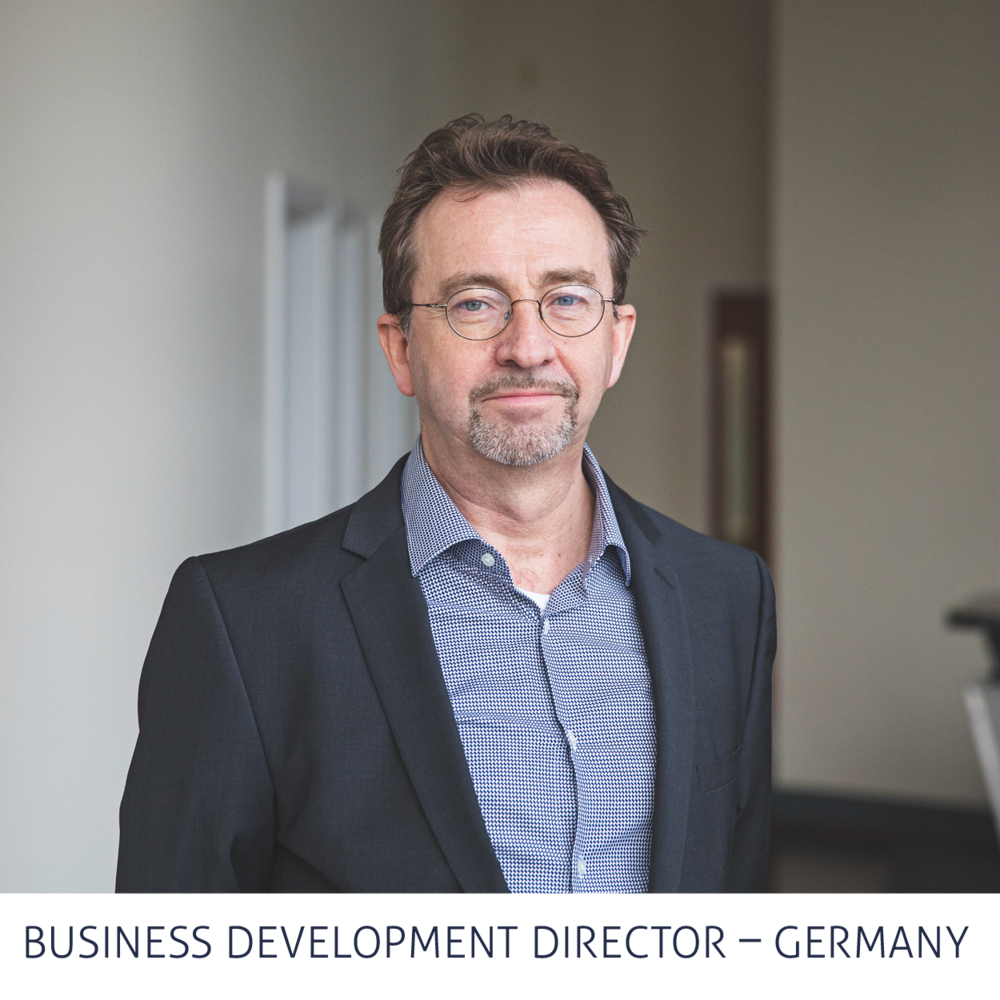 Patrick Cunningham, Business Development Director - Germany