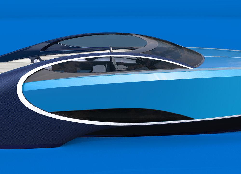 Bugatti signature line