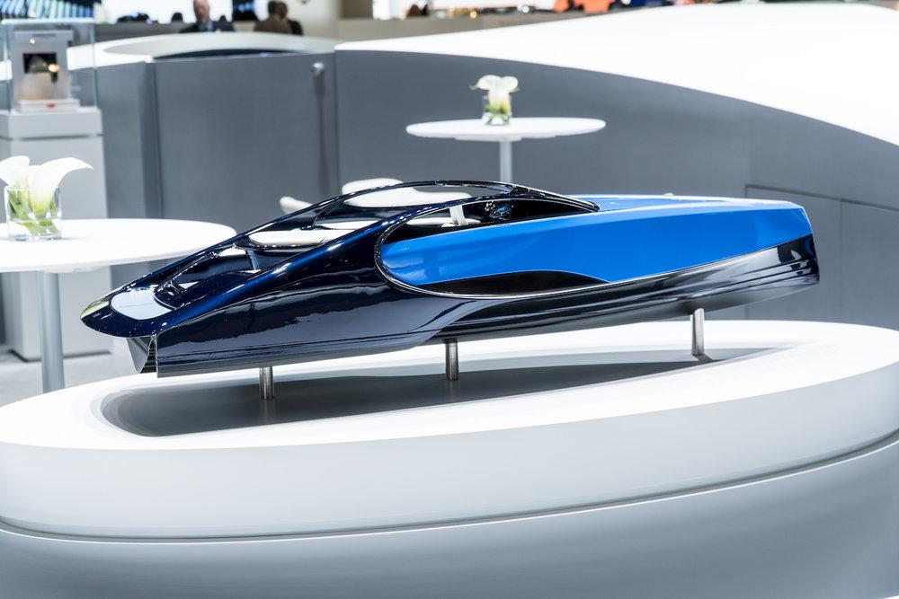 bugatti niniette 66 | palmer johnson for bugatti | super sport yacht