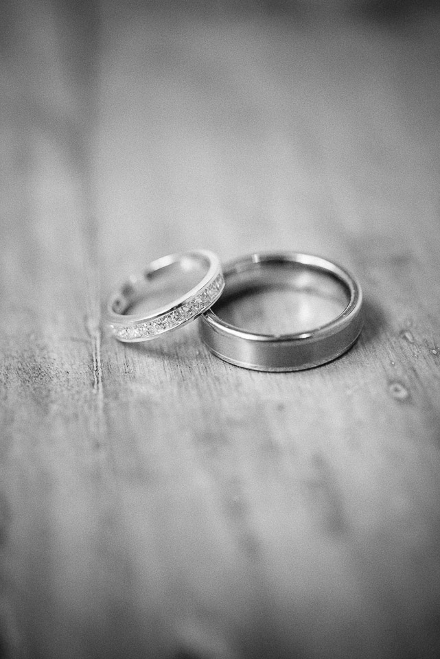 NH Wedding Photography: wedding bands