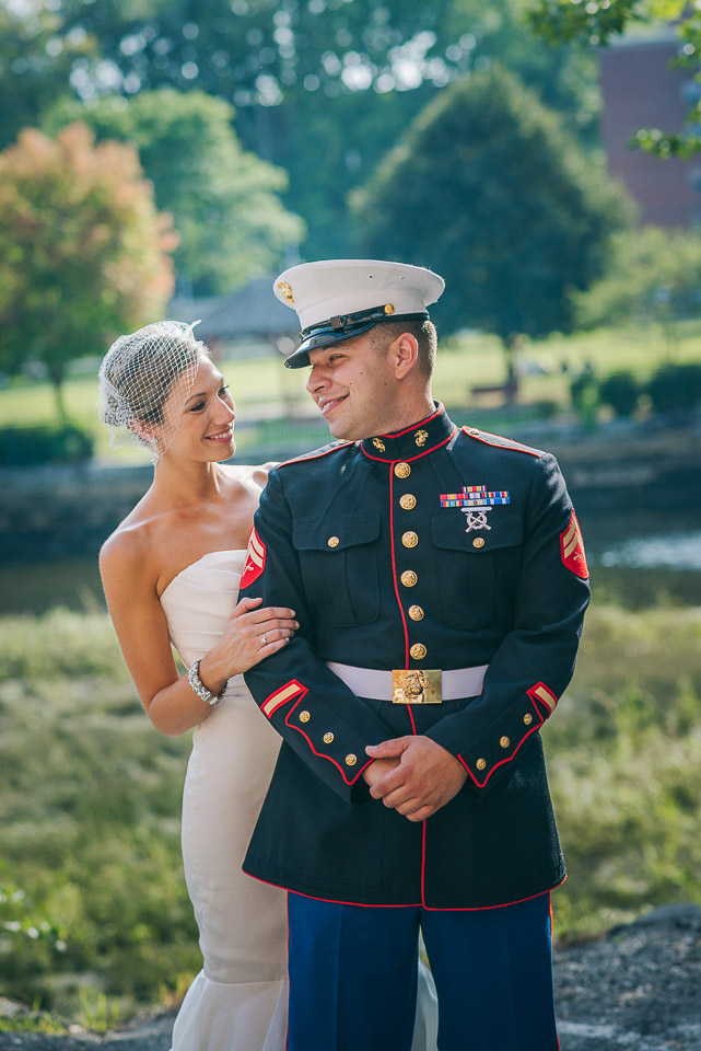 NH Wedding Photography: Rivermill at Dover Landing
