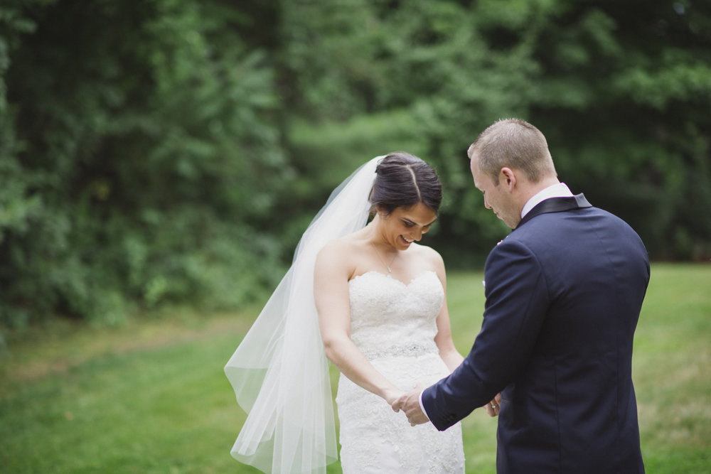 NH Wedding Photographer: Bedford Village Inn first look