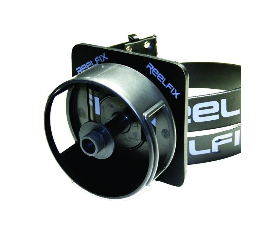 Dispensing reel and belt set