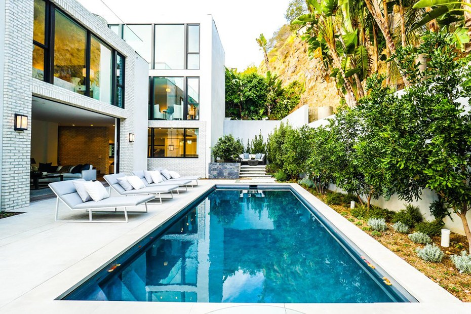 Kendall Jenner Home in West Hollywood