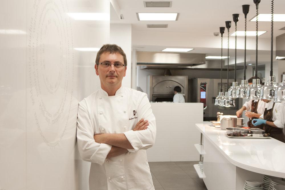 6. Andoni Luis Aduriz, Mugaritz (Renteria, Spain)