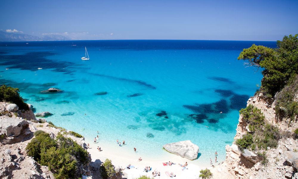 Goloritze Beach, Sardinia