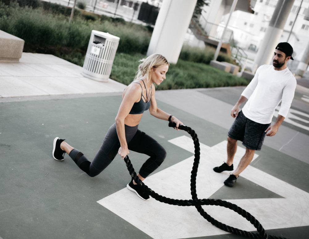 6. Heavy Ropes