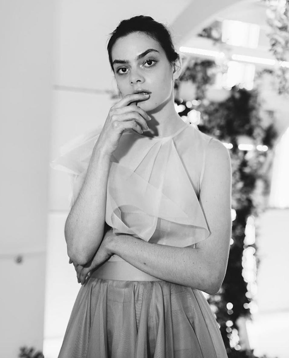 Natassja Tidball, NY Models