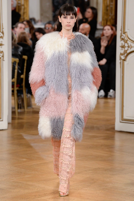 Colorful Fur Coats