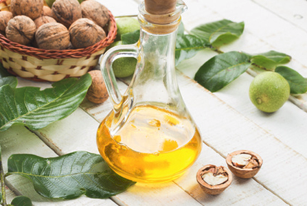 1. Walnut Oil