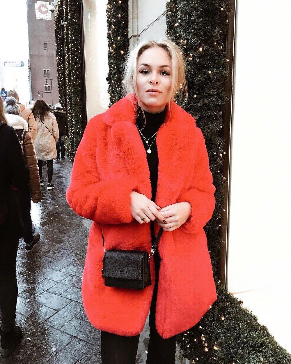 A fun coat