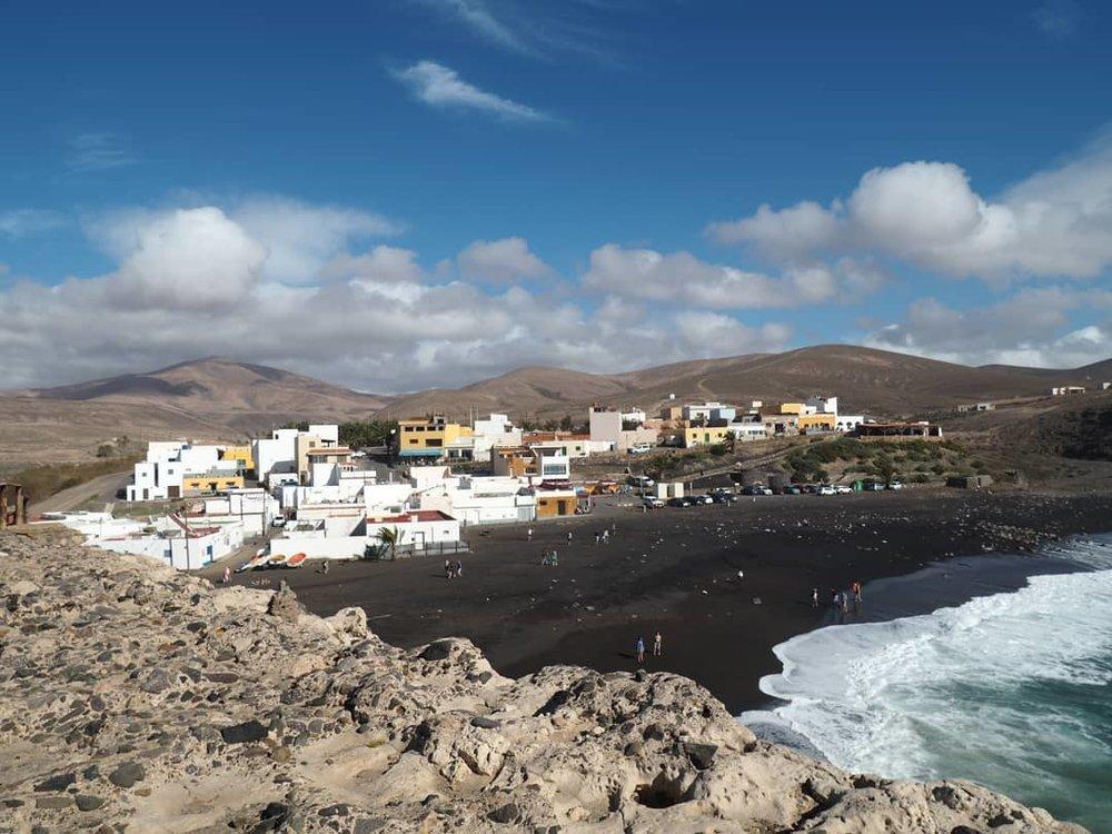 Copy of Playa Negra de Ajuy (Fuerteventura)
