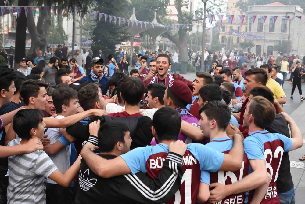 Watching Trabzonspor instead of another visit in Istanbul (55footballnations.com / Matt Walker)