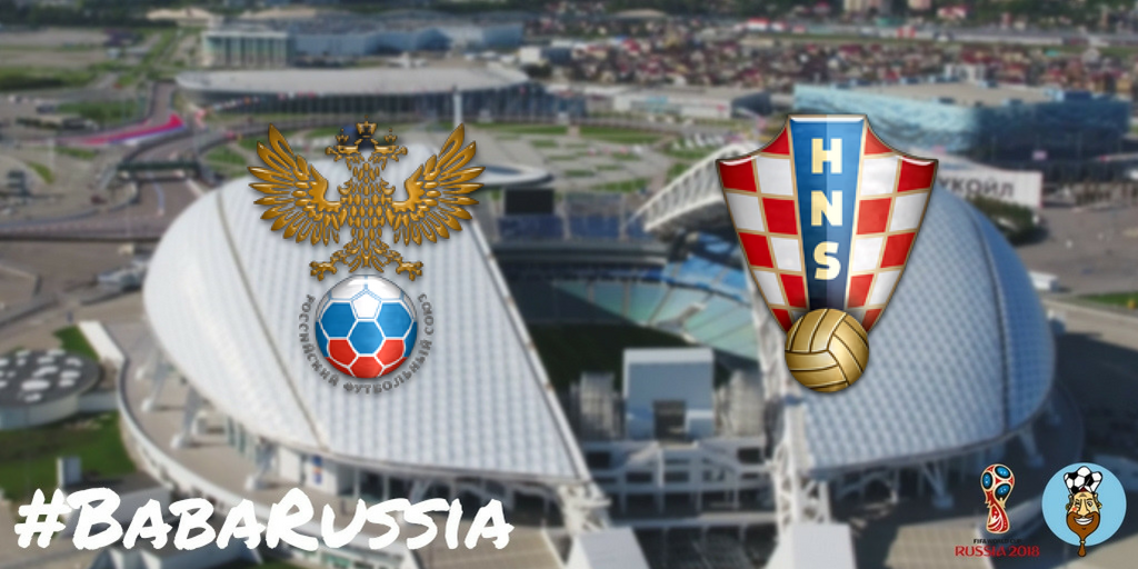 0ae093abb14 World Cup Preview  Russia v Croatia — BabaGol
