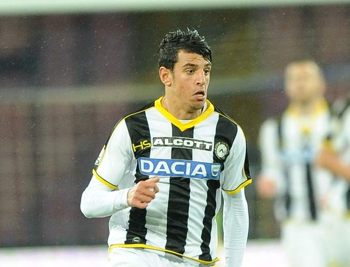Jaadi, failed to find his place in Udinese (Getty Images)