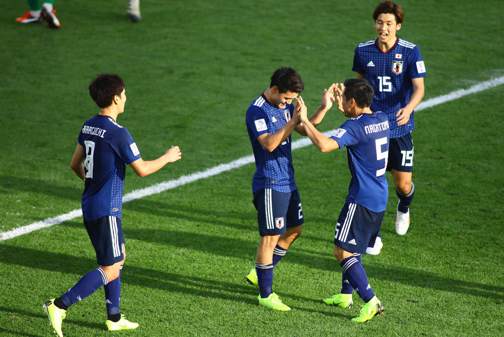 Japan, dancing to the title? (2019 Asian Football Confederation (AFC))