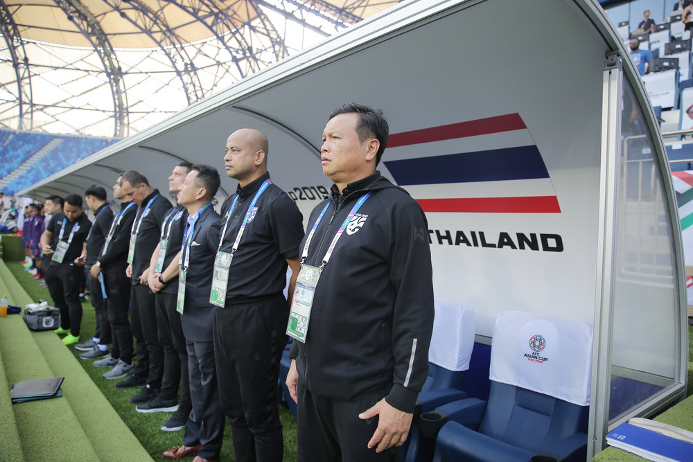 Sirisak Yodyardthai, won his first match as caretaker, what he will do next? (Asian Football Confederation (AFC))