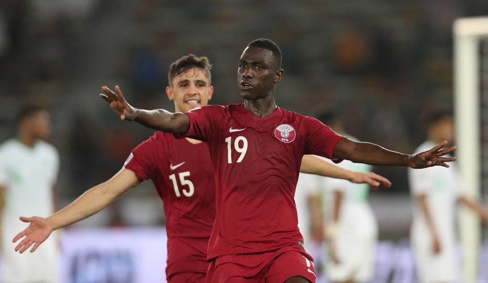 Ali Almoez, keep scoring in the political clash against Saudi Arabia (Asian Football Confederation (AFC))